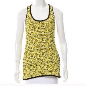 rag & bone Tops - Rag & Bone yellow and black knit top